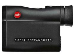 Leica Rangemaster CRF 1600-B Rangefinder - Black NEW but Dis