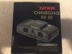 Rare Pentax DB100  Digibino Vintage Digital Camera / Binocul