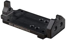 Dueck Defense RBU Glock Mount for Docter Red Dot Sights, Bur