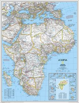 National Geographic RE00622110 Map of Africa