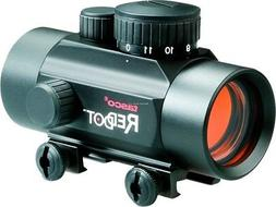Tasco Red Dot 1 x 30mm Rifle Scope 5 MOA Dot Reticle