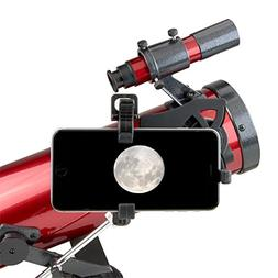 Carson Red Planet Series 35-78x76mm Newtonian Reflector Tele