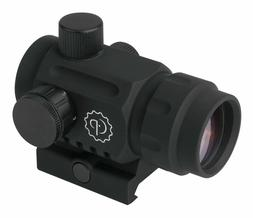 CenterPoint Optics 72609 Small Battle Sight 1x20mm Enclosed