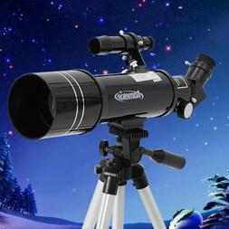 Refractor 400 x 70 mm Astronomical Telescope Spotting Scope