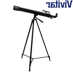 Vivitar 75x/150x Refractor Telescope with Full-Sized Adjusta