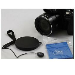 Push UP Rear Lens Cap Cover For Canon 18x50 Image Stabilizat