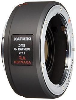Pentax Ricoh Imaging F AF adapter 1.7 X F AF adapter 1.7 X