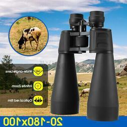Sakura 20-180x100 HD Zoom Binoculars Night Vision Optical Gr