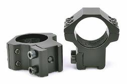 1inch Medium Height Scope Ring Set with Stop Pin for High Po