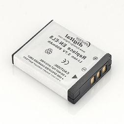 SDENEL8 Lithium-Ion Battery - Rechargeable Ultra High Capaci