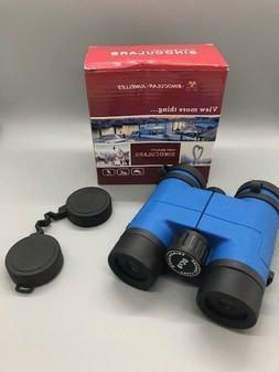 Scott Malone Shock Proof 8x30 Kids Binoculars Set