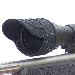 DOWN UNDER OUTDOORS Silicone Rubber Rifle Scope Binocular Co