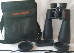 Celestron SkyMaster 25×70 Porro Binoculars- Large Aperature