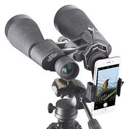 Gosky SkyView 15x70 Astronomy Binoculars, Giant Binoculars w