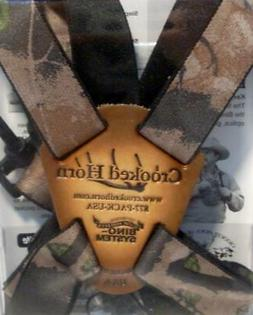 """Crooked Horn Realtree APHD 1"""" Strap - BS-124"""