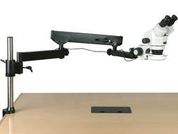 AmScope SM-8BW2-144S Professional Binocular Stereo Zoom Micr