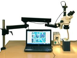 AmScope SM-8TZZ-FOR-10M Digital Professional Trinocular Ster