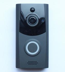 Smart WiFi Doorbell Wireless Video Camera Intercom Home Secu