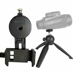 Smartphone Attachment and Handheld Tripod Grip for Gosky Tit