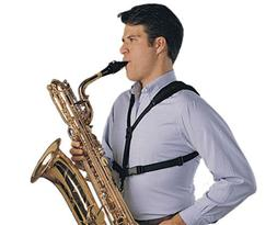 Neotech Soft Harness Strap Regular Swivel Hook for Saxophone