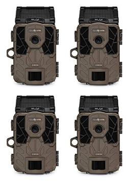 SPYPOINT Solar Trail Camera 12MP HD Video Patented Solar Pan