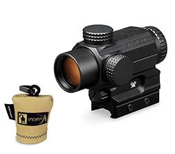 Vortex Optics Spitfire AR 1x Prism Scope AND FREE Kangri Spu