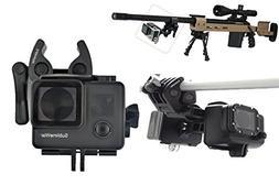 Sportmans Mount for GoPro Hero 5/6 / 3/3+ / 4/4+ The Frame S