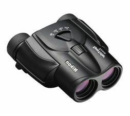 Nikon Sportstar Zoom 8-24x25 Binoculars, Black,