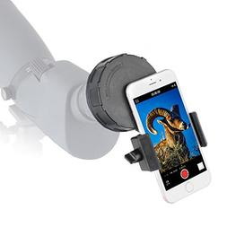 SnakeLook Spotting Scope & Binocular Phone Adapter - Connect
