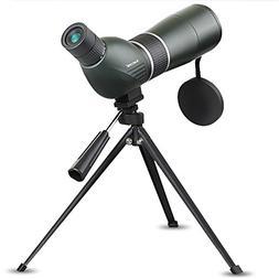 Spotting Scopes Monocular Telescope Waterproof Telescope 15-