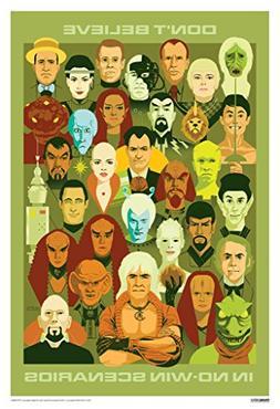 Star Trek Dont Believe In No Win Scenarios 50th Anniversary