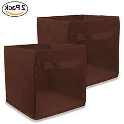 EASYVIEW Storage Cube with Handle   100% Woven Oxford Nylon