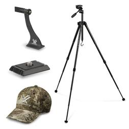 Vortex Summit SS-P Tripod Kit  with SS QR Plate and Adapter