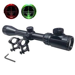 Beileshi Tactical 3-9x40EG Optics Sniper Hunting Rifle Scope