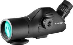 BARSKA Tactical 11-44x50 Angled Spotting Scope with Tripod A