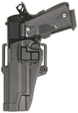 Tactical Holster Right Hand Paddle & Belt Holster For Colt