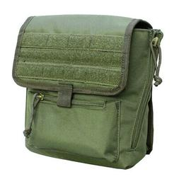 Tactical Large Binocular Pouch MOLLE PALS Webbing Solft Padd