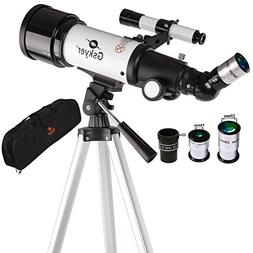 Gskyer Telescope, AZ70400 German Technology Astronomy Telesc