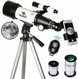 Gskyer Telescope AZ70400 German Technology Refractor 400mm F