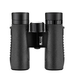 Binoculars HD Adult Telescope Compact Eco-Friendly Rubber Ja