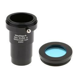 "Telescope Eyepiece Barlow Lens 5X Magnification 1.25"" T Adap"