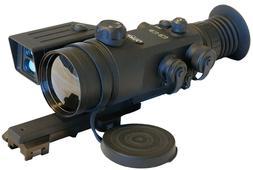 Luna Optics Thermal Riflescope 3.5-14x with Laser Rangefinde