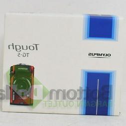 Olympus Tough IM005 TG-5 Waterproof Shockproof Digital Camer