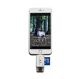 Trail Camera and Game Camera SD Card Viewer for iPhone and A