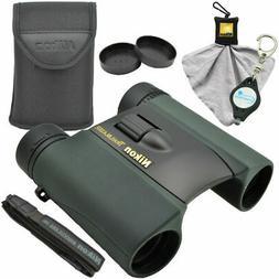 Nikon Trailblazer ATB Waterproof Compact 8x25 Binocular w/ C
