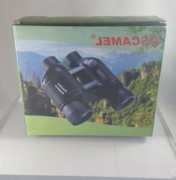 USCAMEL® Travel Explorer 8x40 Binoculars Waterproof Telesco