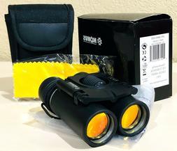 KONUS Travel Lightweight Binoculars 8x21 with Case  NEW>FREE