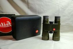 Leica Trinovid 8X40 green rubber binoculars
