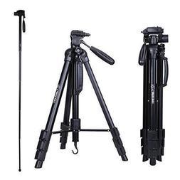 Camopro 70 Inch Tripod Professional Digital SLR Camera Alumi