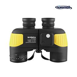 Aomekie Marine Binoculars for Adults Waterproof 7X50 with Co